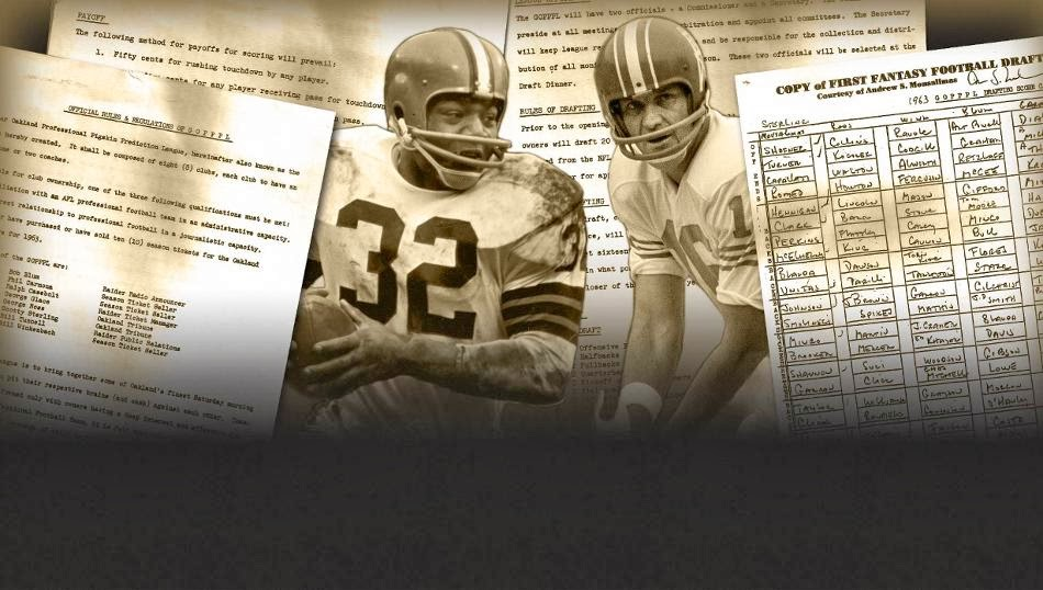 The Forgotten Fathers of Fantasy Football