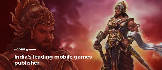 nCore games FAU-G Games For Mobile