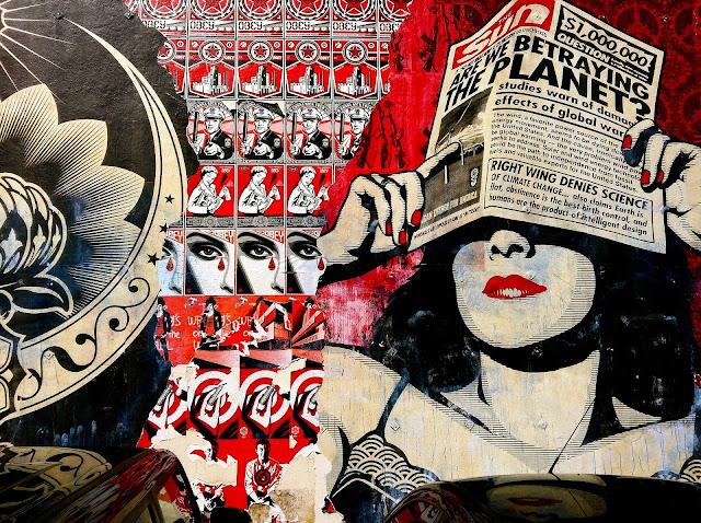 Aonde e Como Surgiu o Grafite?