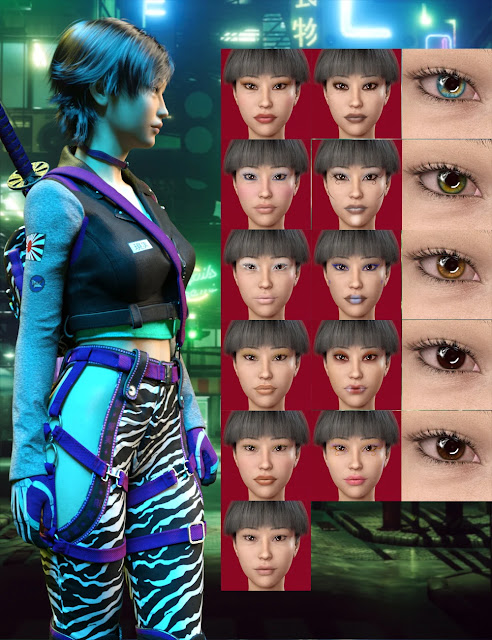 Aimi for Genesis 8 Female