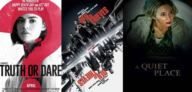 15 Rekomendasi Film Thriller Terbaik 2018 dari Hollywood (So Far)