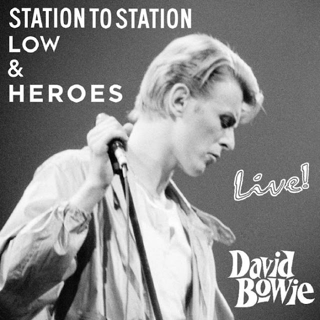 David Bowie´s Bootleg: Station to Station, Low y Heroes  || Mellow Records