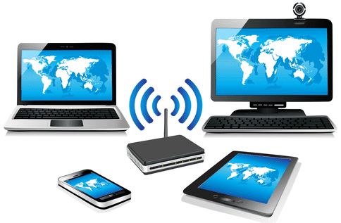 How to see devices connected to wifi using cmd ,software and