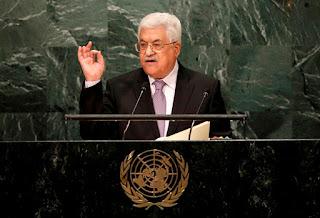 Presiden Palestina Berharap Penjajahan Israel Di Wilayahnya Berakhir Di Tahun 2017 - Commando