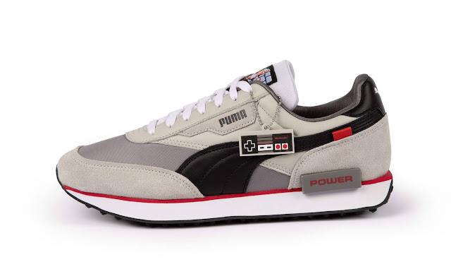 Puma lançará tênis inspirado no NES; novos calçados da linha Super Mario são anunciados