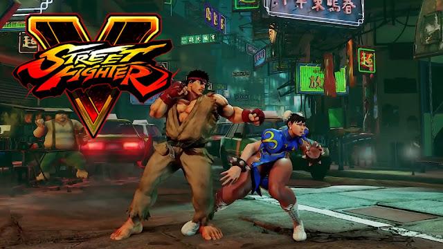 Street Fighter V, street fighter V, street fighter 5, street fighter 5 gameplay, street fighter 5 personajes, street fighter 5 pc, street fighter 5 ps4, xbox one, juego de lucha, Capcom, Nintendo