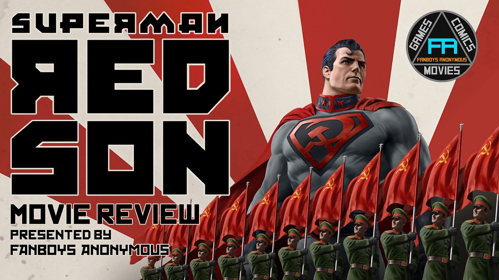 HD Superman: Red Son photos screen shots poster