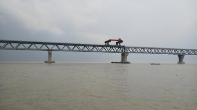 BD Padma bridge photo