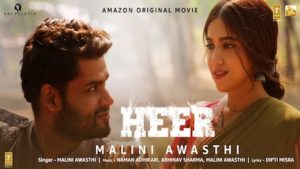Heer Lyrics – Durgamati | Malini
