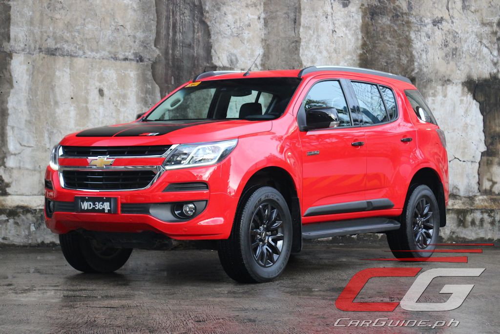 Review 2017 Chevrolet Trailblazer 4wd Z71 Philippine Car News