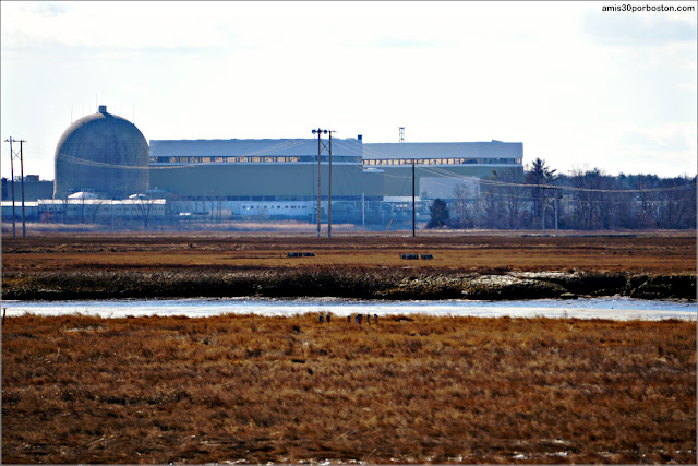 Central Nuclear de Seabrook, New Hampshire
