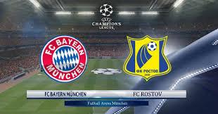 شاهد مباراة بايرن ميونيخ  وروستوف بث مباشر اليوم 13-9-2016 فى دورى ابطال اوربا