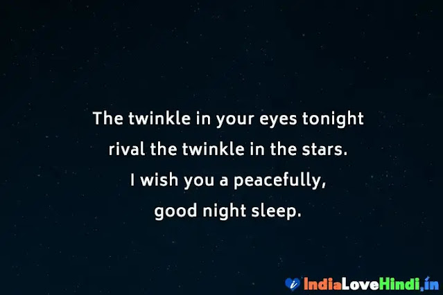 inspirational good night messages for customers