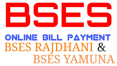Bses Online Bill Payment