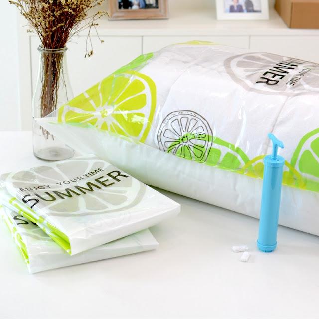 Storage Bag Dan Pump