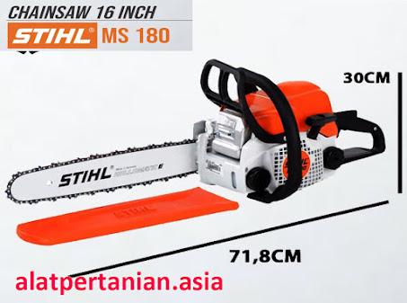 Chainsaw STIHL MS 180 16 Inch