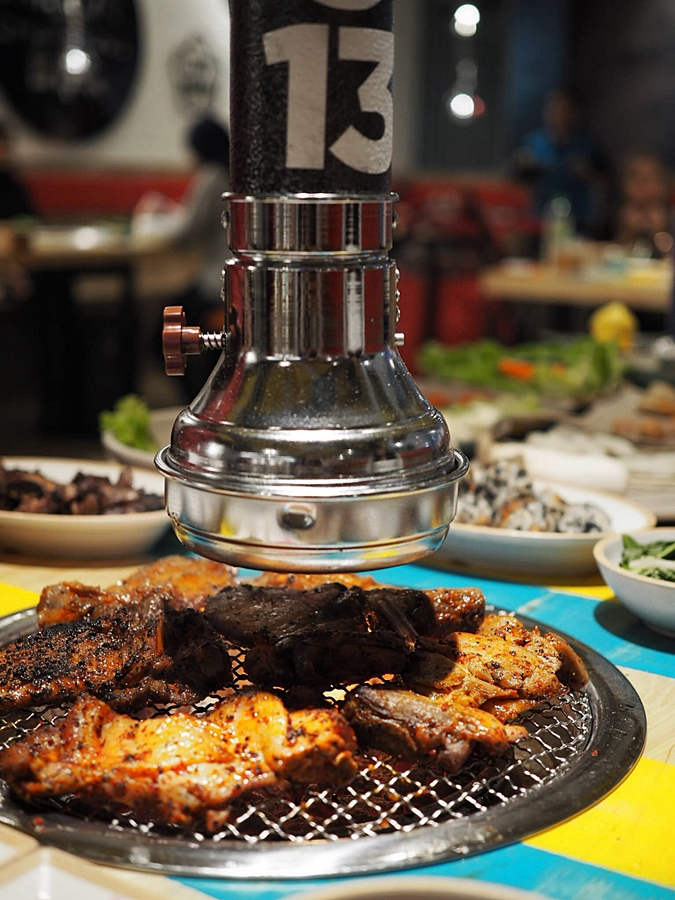 SeoulNami Korean BBQ