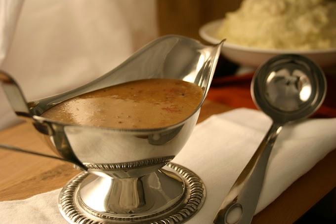 10 WAYS TO THICKEN GRAVY |How To Make Thicken Gravy at Home.
