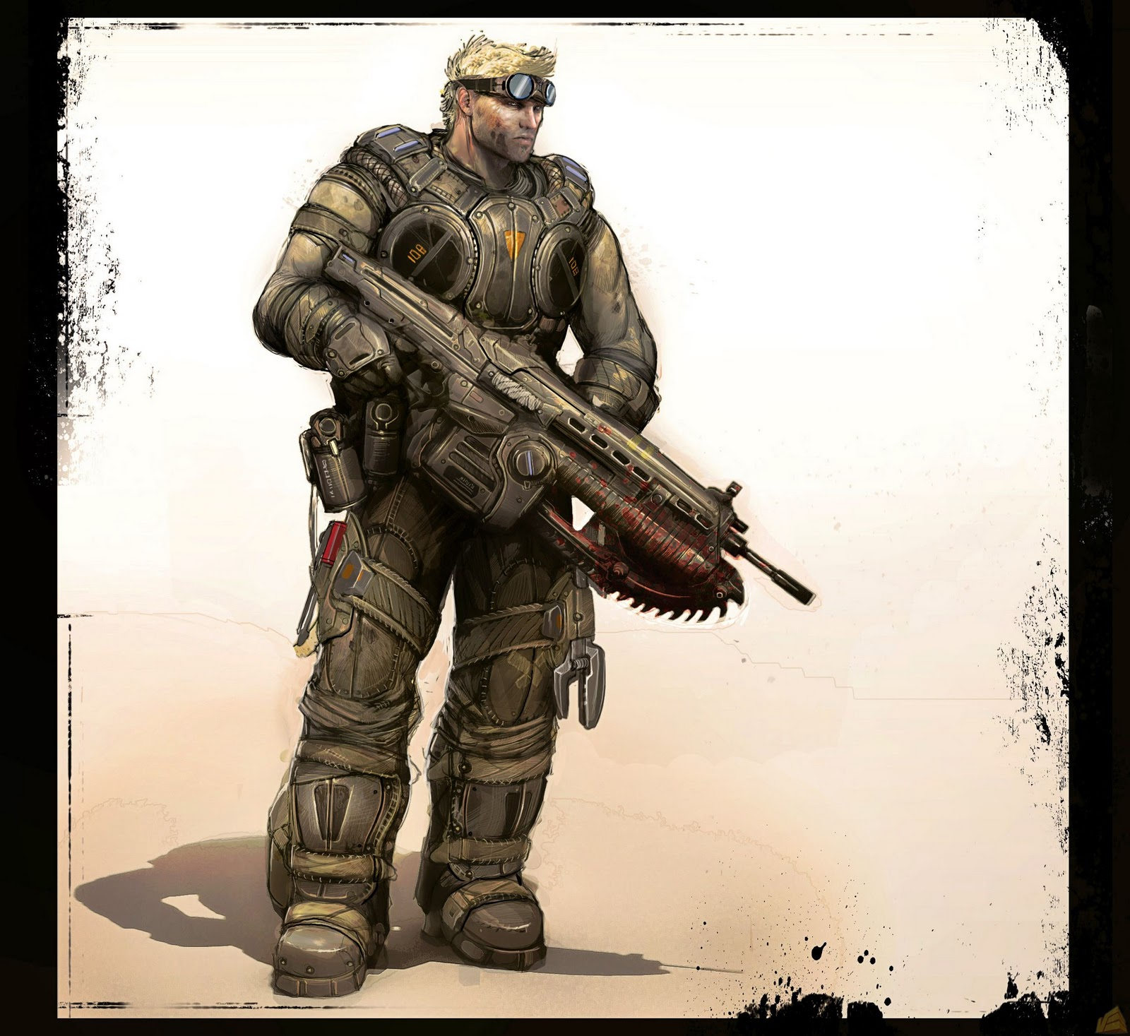 El Rincon Del Golem Desbloqueos Del Gears Of War 3