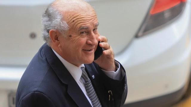 """Parrilli presentó proyecto para """"Programa Nacional de Ahorro para Producción e Infraestructura"""""""