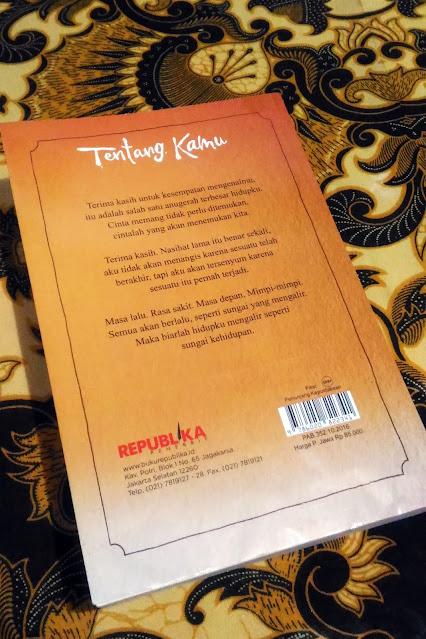 """Novel """"Tentang Kamu"""" oleh Tere Liye"""