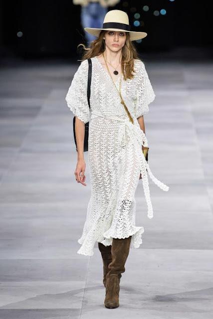 Модное платье весна-лето 2020 24