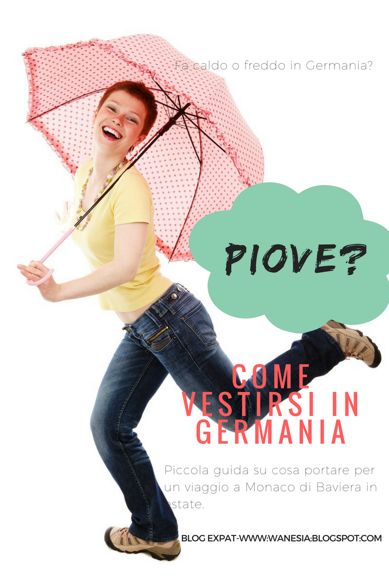 Come vestirsi  in Germania