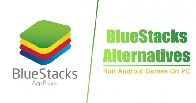bluestacks alternative to run android apps on pc