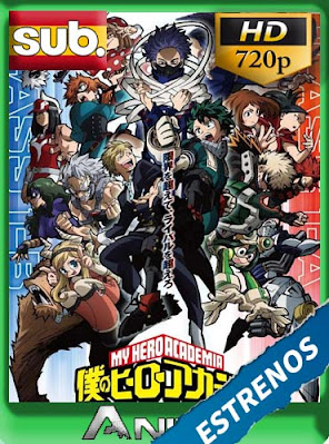Boku no Hero Academia temporada 5 (02/??) SubtituladoHD [720P] [GoogleDrive] RijoHD