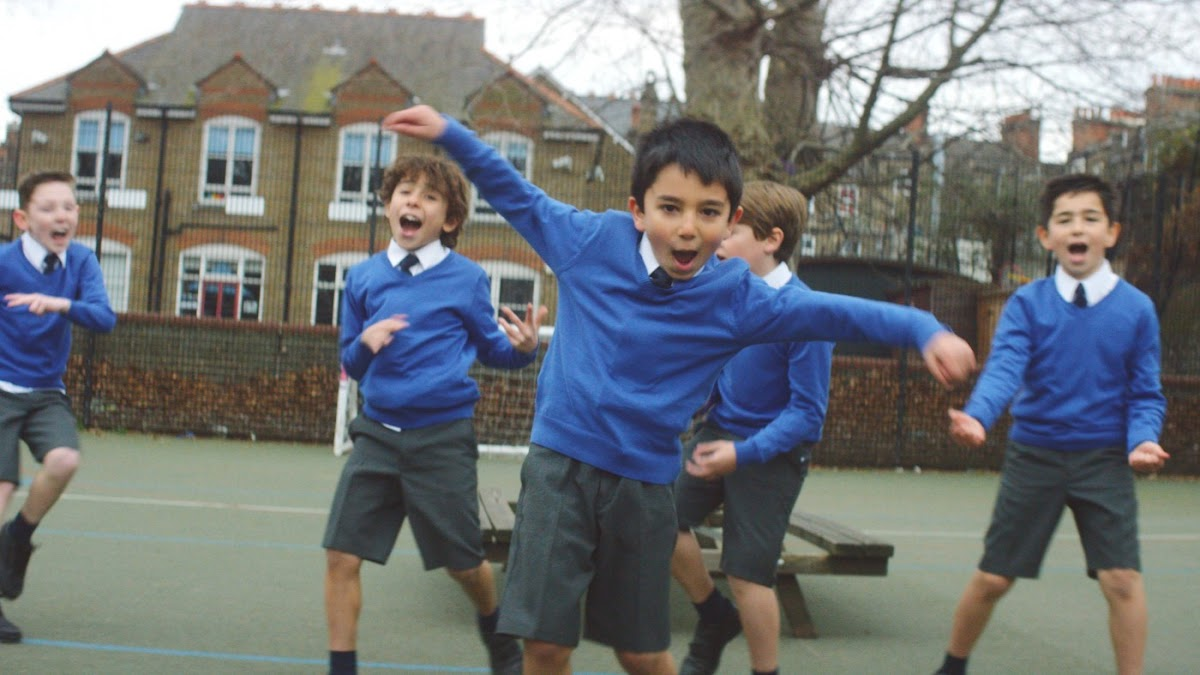 BREAKDANCING SCHOOLBOYS LEAD INTEGRATED GREY LONDON CAMPAIGN FOR SPOTIFY PREMIUM ON VODAFONE 4G