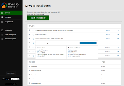 DOWNLOAD EASY DriverPACK 2017 COMPLETE