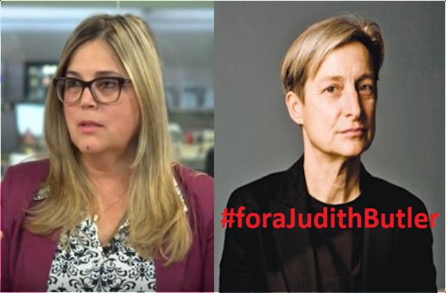 Psicóloga pede o cancelamento da palestra de Judith Butler