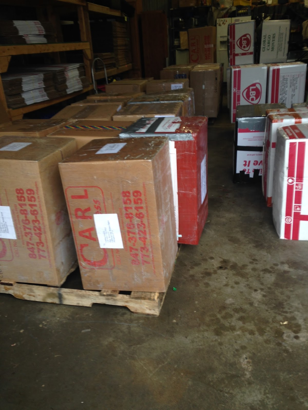 Grand Rapids Michigan Balikbayan Box Shipping To Philippines