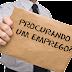 Relação de Vagas de emprego dia 01/06/2016