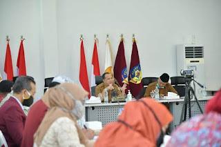 Terima Rombongan Dari UISU, Bupati Zahir : Kabupaten Batubara Merupakan Kawasan Strategis