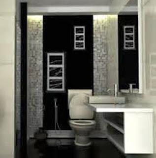 Desain Interior Kamar Mandi Minimalis Desain Rumah Minimalis