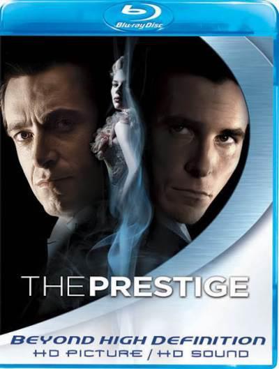 The Prestige 2006 720p 950MB BRRip