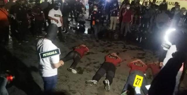 Hasil Investigasi Komnas HAM, Dua Oknum Polisi Diduga Eksekutor 4 Anggota FPI