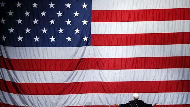 Η Αμερική παγιδευμένη στο παιχνίδι της απονομιμοποίησης