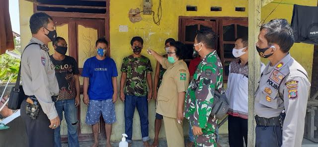 Dalam Rangka Rapat Sosialisasi SDGS Diwilayah Binaan Turut Serta Dihadiri Personel Jajaran Kodim 0207/Simalungun