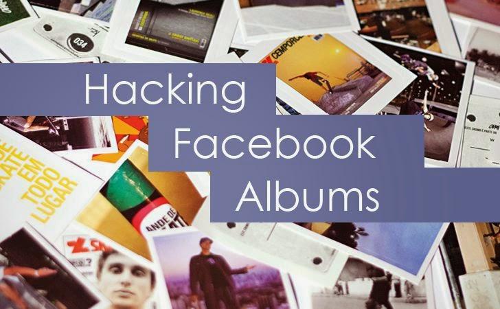 Facebook Vulnerability Allows Hacker to Delete Any Photo Album