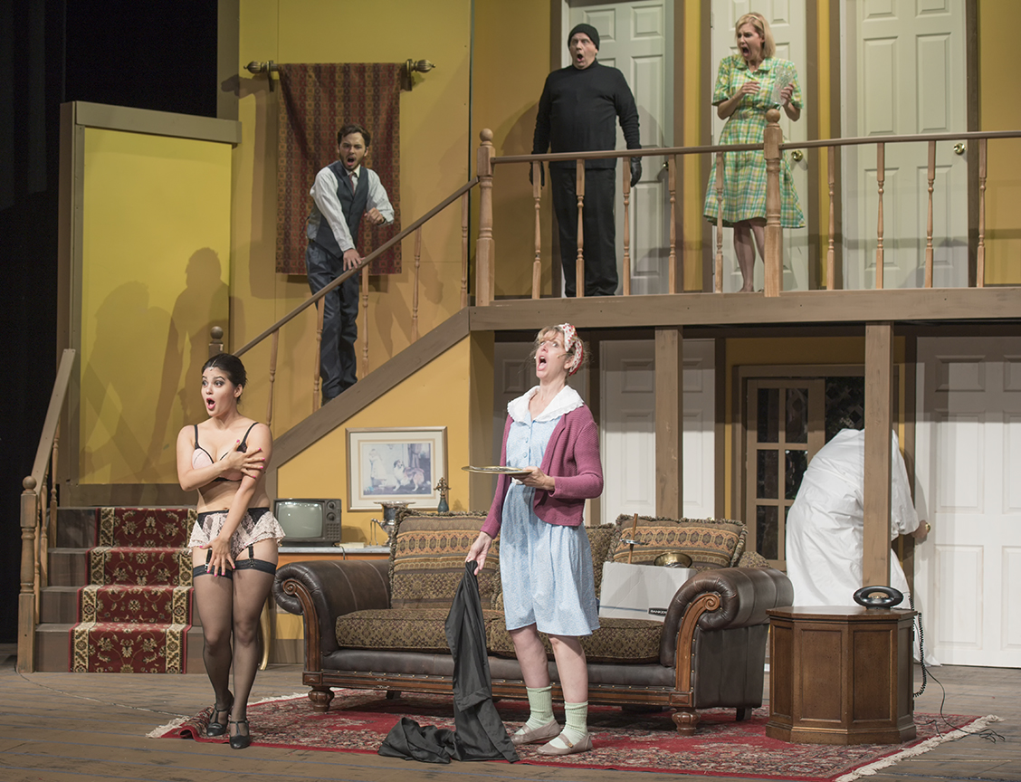 Phx Stages Reviews Noises Off Theater Works