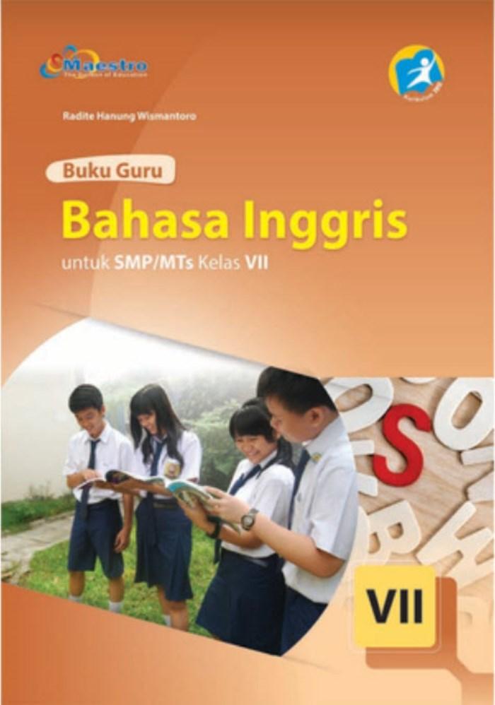 Buku Guru Bahasa Inggris untuk SMP/MTs Kelas VII Kurikulum 2013 (Maestro)