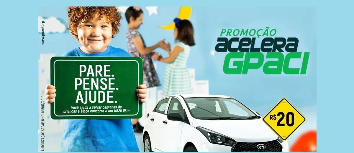 Promoção Acelera Gpaci 2020 Concorra Carro Hyundai HB20