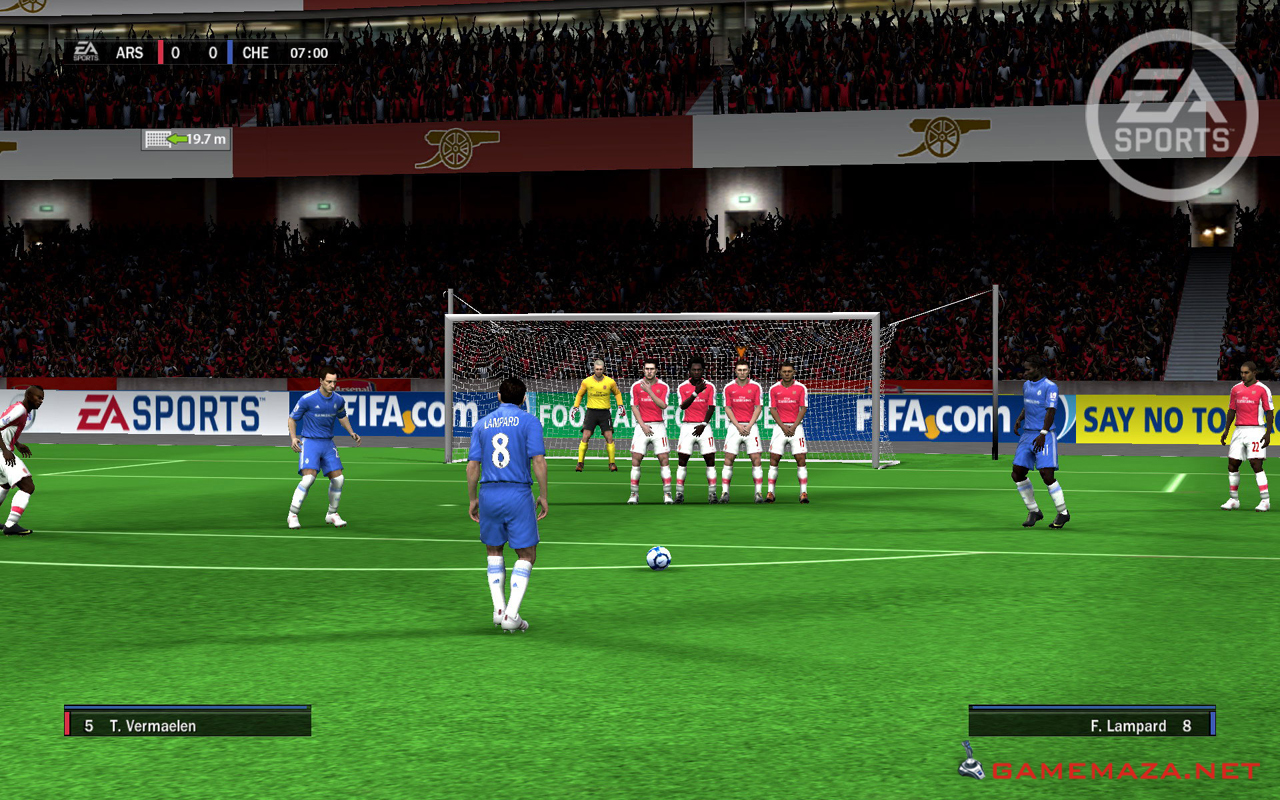 Fifa 09 (free) download latest version in english on phpnuke.