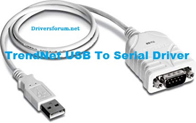 TrendNet USB To Serial Driver