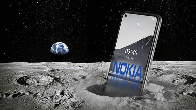 Nokia é contratada pela NASA para montar rede 4G na Lua