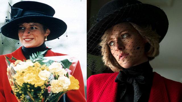 Spencer Movie Trailer Diana as Kristen Stewart