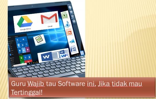 software untuk guru