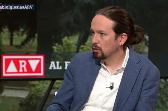 """Iglesias: """"Soy republicano y creo que el Jefe del Estado se debería elegir en las urnas"""""""